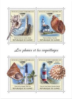 n° 9464/9467 - Timbre GUINÉE Poste