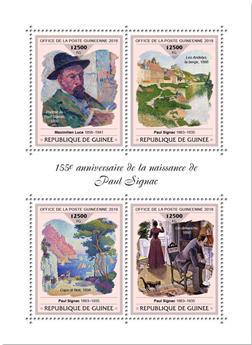 n° 9484/9487 - Timbre GUINÉE Poste