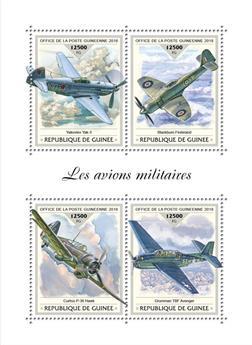 n° 9504/9507 - Timbre GUINÉE Poste