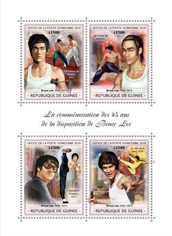n° 9544/9547 - Timbre GUINÉE Poste