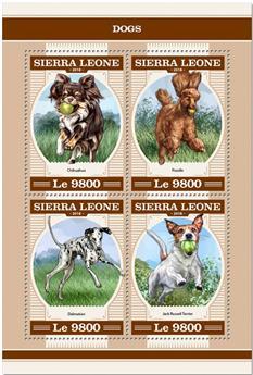 n° 7769/7772 - Timbre SIERRA LEONE Poste