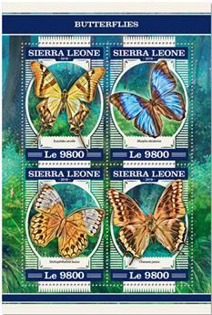 n° 7789/7792 - Timbre SIERRA LEONE Poste