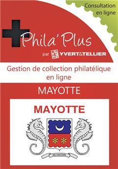 PHILA´Plus en ligne : Mayotte (12 mois)