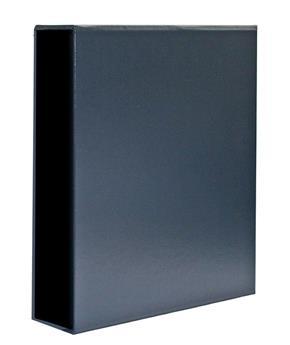 """BOITIER POUR RELIURE CLASSIC """"COMPACT A4"""" - SAFE® (Bleu)"""
