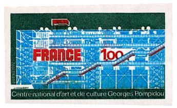 n°1922a** ND - Timbre FRANCE Poste