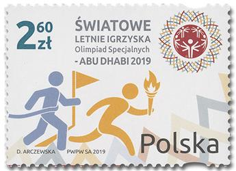 n° 4685 - Timbre POLOGNE Poste