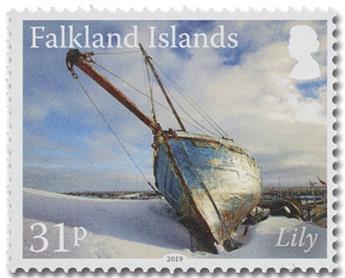 n° 1308/1311 - Timbre FALKLAND Poste