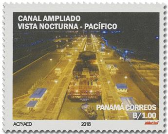 n° 1284/1287 - Timbre PANAMA Poste