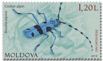 n° 954/957 - Timbre MOLDAVIE Poste