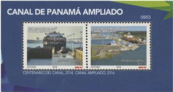 n° 54 - Timbre PANAMA Blocs et feuillets