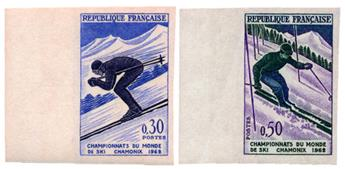 n°1326/1327** ND - Timbre FRANCE Poste