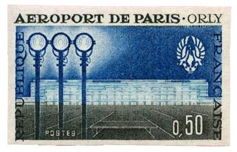 n°1283a** ND - Timbre FRANCE Poste