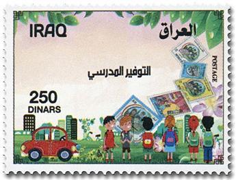 n° 1883/1886 - Timbre IRAK Poste