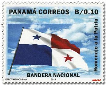 n° 1296/1304 - Timbre PANAMA Poste