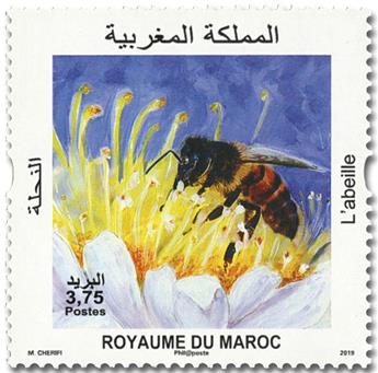 n° 1825/1826 - Timbre MAROC Poste