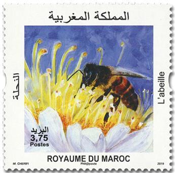 n° 1830/1831 - Timbre MAROC Poste