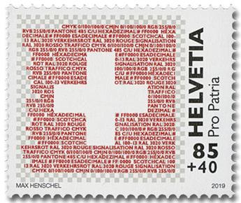 n° 2538/2539 - Timbre SUISSE Poste