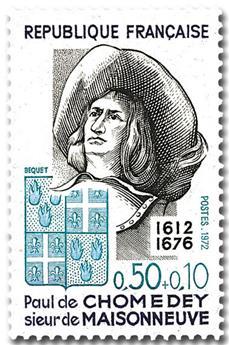 nr. 1706 -  Stamp France Mail