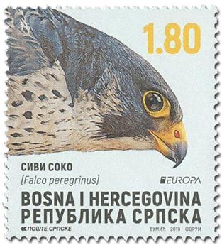 n° 715/716 - Timbre REPUBLIQUE SERBE (DE BOSNIE) Poste