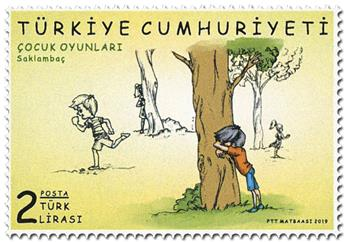 n° 3936/3938 - Timbre TURQUIE Poste