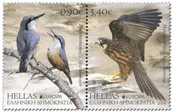 n° 2999/3000 - Timbre GRECE Poste (EUROPA)