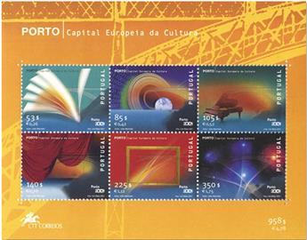 n° 174 - Timbre PORTUGAL Blocs et feuillets