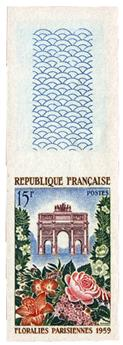 n°1189a** ND - Timbre FRANCE Poste