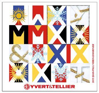 n.o 9 -  Sello Francia Bloque Yvert et Tellier