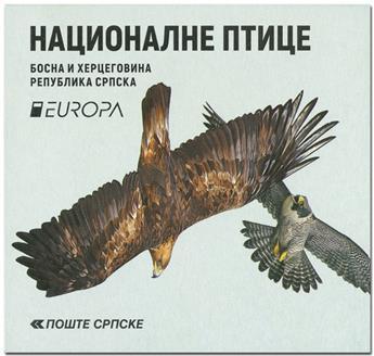 n° C715a - Timbre REPUBLIQUE SERBE (DE BOSNIE) Carnets