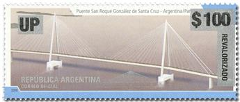 n° 2635A - Timbre ARGENTINE Poste