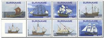 n° 2847/2853 - Timbre SURINAME Poste