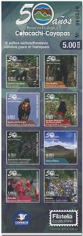 n° C2844 - Timbre EQUATEUR Carnets