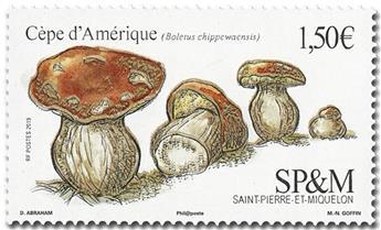 n° 1228 - Timbre Saint-Pierre et Miquelon Poste