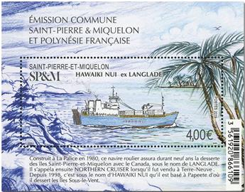 n° 1230 - Timbre Saint-Pierre et Miquelon Poste