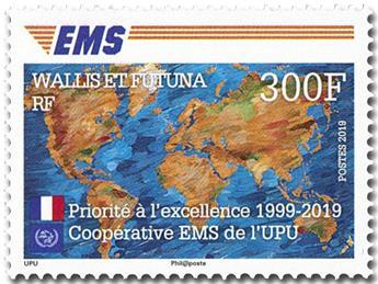 n° 916 - Timbre WALLIS & FUTUNA Poste