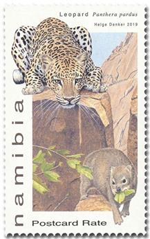 n° 1428/1430 - Timbre NAMIBIE Poste