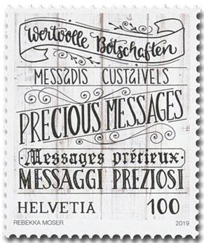 n° 2541 - Timbre SUISSE Poste