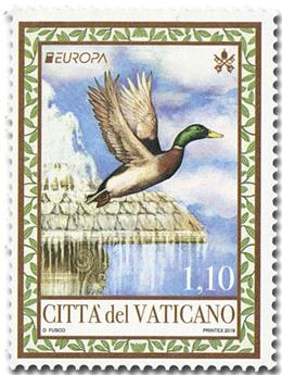 n° 1816/1817 - Timbre VATICAN Poste (EUROPA)