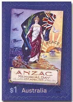 n° 4751 - Timbre AUSTRALIE Poste