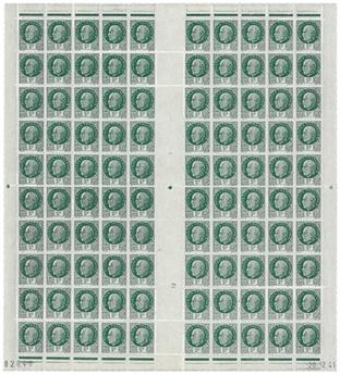 n°518** - Timbre FRANCE Poste