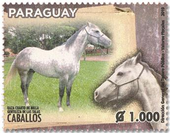 n° 3296/3298 - Timbre PARAGUAY Poste