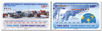 n° 917/918 - Timbre TAAF Poste