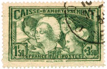 n°269 obl. - Timbre FRANCE Poste