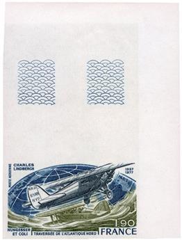 n°50a** ND - Timbre FRANCE Poste Aérienne