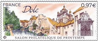 n° 5389 - Timbre France Poste