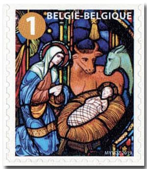 n° 4883 - Timbre BELGIQUE Poste