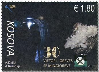 n° 331 - Timbre KOSOVO Poste
