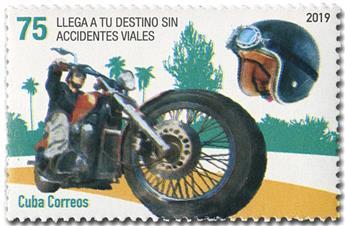 n° 5808 - Timbre CUBA Poste