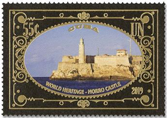 n° 1664/1665 - Timbre ONU NEW YORK Poste