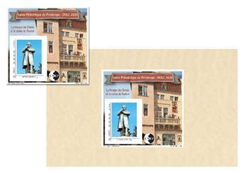 n° 81-81a-81b - Sello Francia C?mara Sindical de Negociantes y Expertos en Filatelia (CNEP)